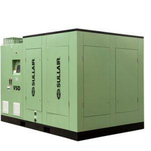 Máy nén khí trục vít cố định LS 90-110KW