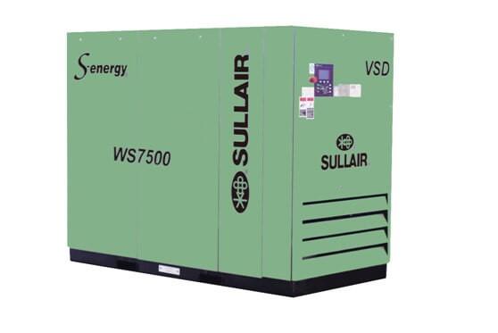 Máy nén khí tiết kiệm năng lượng 45-75kW