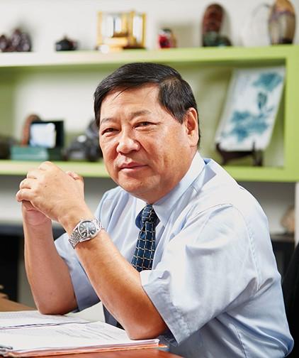 Tổng giám đốc tại Đài Loan